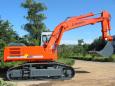 邦立CE650-6反铲液压挖掘机高清图 - 外观