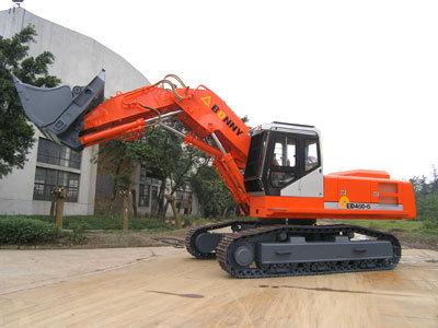 邦立CED460-6正铲电动液压挖掘机