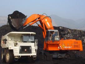 邦立CED1000-7正鏟電動液壓挖掘機