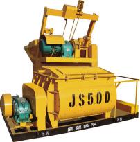 银锚JS500混凝土搅拌机