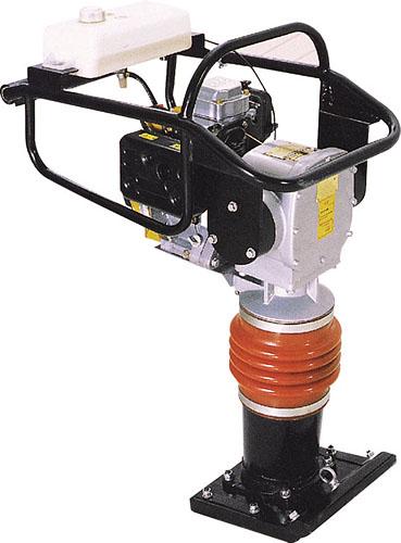 银锚HCR80型振动冲击夯高清图 - 外观
