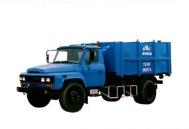 象力NZ5100ZXXD车箱可卸式垃圾车高清图 - 外观