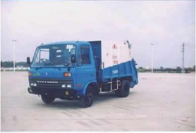 象力NZ5063ZYS压缩式垃圾车