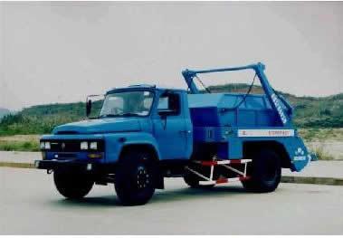 象力NZ5091ZBS摆臂式垃圾车