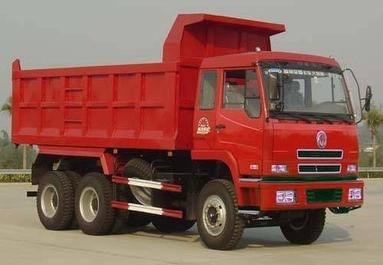 象力NZ3250型自卸式垃圾车