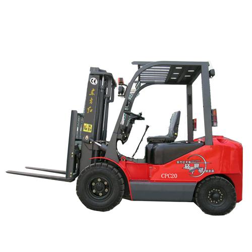 东方红CPC202吨内燃平衡重式叉车高清图 - 外观