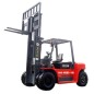 东方红CPCD505吨内燃平衡重式叉车高清图 - 外观