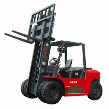 東方紅CPCD10010噸內燃平衡重式叉車