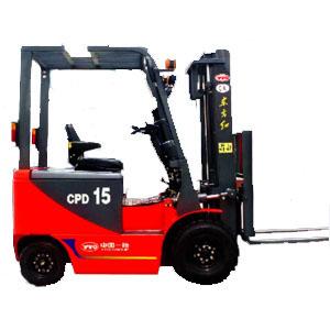 东方红CPD151.5吨电动平衡重式叉车高清图 - 外观