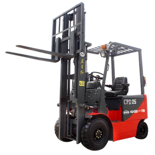 东方红CPD252.5吨电动平衡重式叉车高清图 - 外观