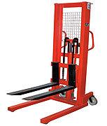 威肯0.5—2.0吨手动堆垛车高清图 - 外观