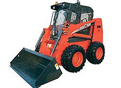 威肯GM950滑移装载机