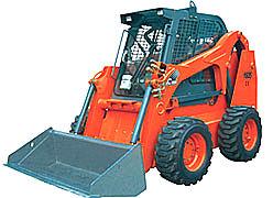 威肯GM1605滑移装载机