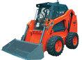 威肯GM1605滑移装载机高清图 - 外观
