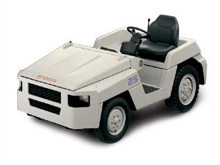 丰田40-3TD35内燃牵引车高清图 - 外观