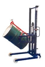 达力COT圆桶装卸车高清图 - 外观