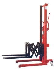 达力CQY折叠式液压装卸车高清图 - 外观