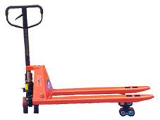 达力CBY E型液压搬运车高清图 - 外观