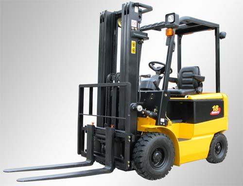 靖江1.5-1.8吨 E系列蓄电池叉车高清图 - 外观