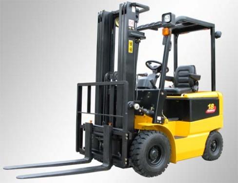 靖江1.5-1.8吨 E系列蓄电池叉车