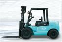 宝骊4.0-5.0吨内燃叉车高清图 - 外观