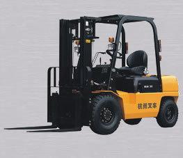 杭叉L系列2-4吨内燃平衡重式叉车
