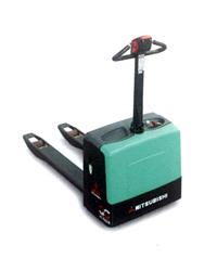 三菱PBP13-20M(1.3~2.0T)步行式电动托盘搬运车高清图 - 外观