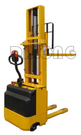 梅狮CDD1.2S/1.5S标准型全电动堆垛车高清图 - 外观