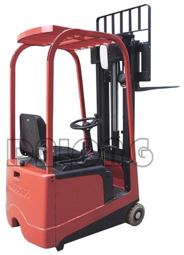梅狮CPD10SA迷你型全电动平衡重座式叉车高清图 - 外观