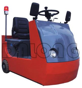梅狮QD30电动牵引车高清图 - 外观