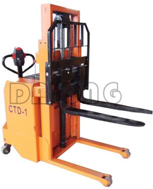 梅狮CTD0.5A/1.0A/1.5A全电动液压堆垛车