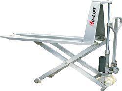 虎力HS型不锈钢剪式升高型液压搬运车