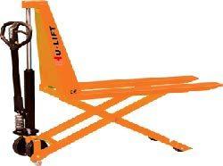虎力HB型剪式升高型手动液压搬运车