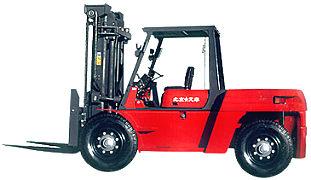 依格曼ECPCD100A内燃平衡重叉车