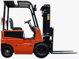 依格曼ECPD15A电动叉车高清图 - 外观