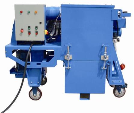 亿龙机械XC0408D型吸尘器
