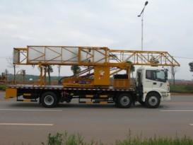 恒润高科HHR5252JQJ08桥梁检测车