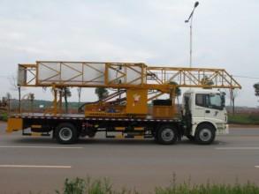 恒润高科HHR5252JQJ08桥梁检测车高清图 - 外观