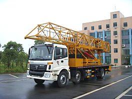 恒润高科HHR5251JQJ08(8m)型桥梁检测作业车