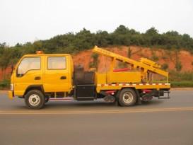 恒润高科HHR5070TQX公路护栏抢修车
