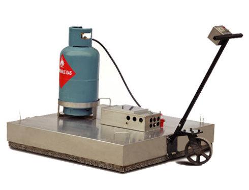 易山重工ESNJ-L4×4手拉型热再生修补机(热补)
