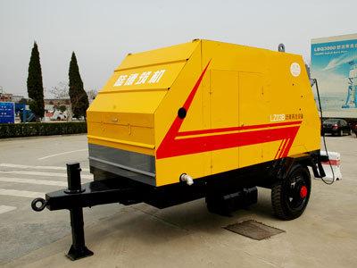 陸德LZ03B型瀝青混凝土再生設備