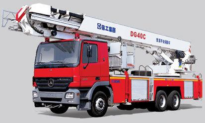 徐工DG40C登高平臺消防車