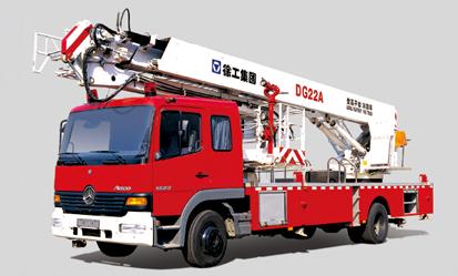 徐工DG22A登高平臺消防車