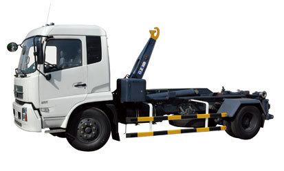 徐工XZJ5160ZXX车厢可卸式垃圾车