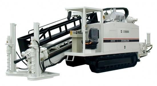 中联重科KSD25B型干湿两用水平定向钻孔机