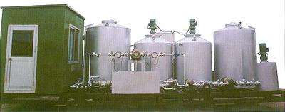 遼筑LRZ—6.0A瀝青乳化設備