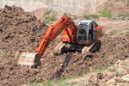 邦立CE220-6反铲液压挖掘机高清图 - 外观
