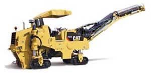 卡特彼勒PM-102銑刨機