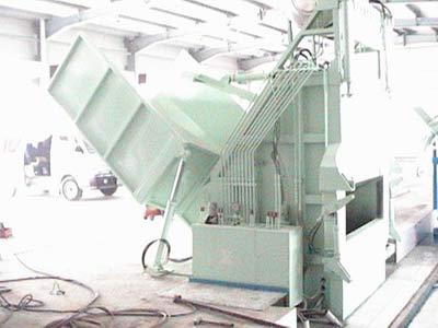 象力YCN40GXD/YCN065GXD型分离式垃圾压缩转运站高清图 - 外观